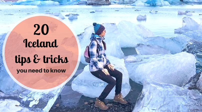 10 mistakes to avoid when traveling to Iceland!