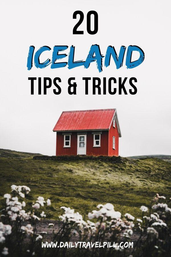 Iceland tips and tricks