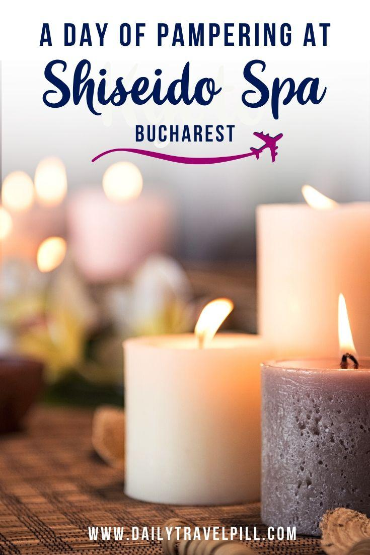 Shiseido Spa at Stejarii Country Club, Bucharest