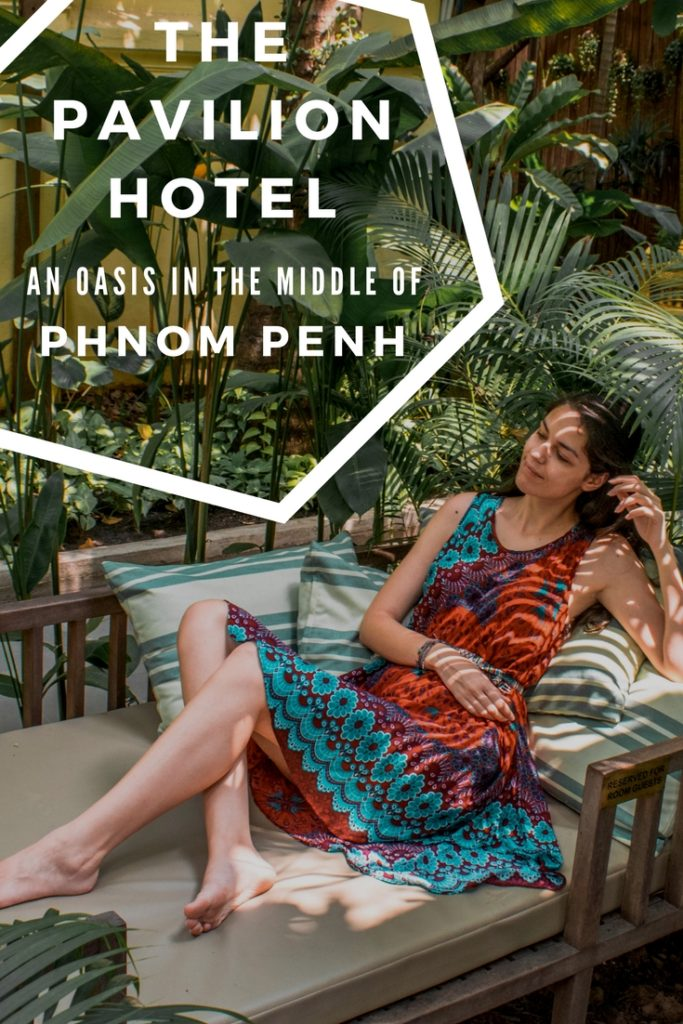 The Pavilion Hotel Phnom Penh Review