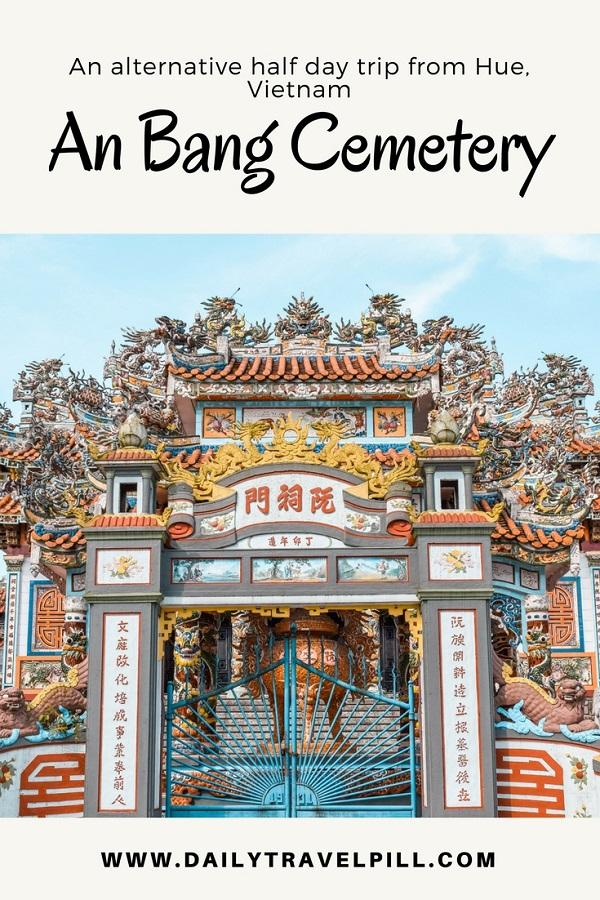 Visit An Bang Cemetery - City of Ghosts in Vietnam