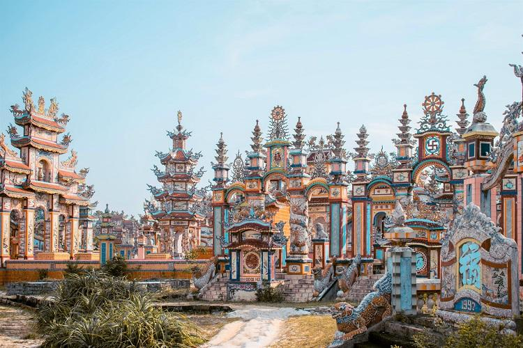 An Bang Cemetery, Vietnam - City of Ghosts - Daily Travel Pill