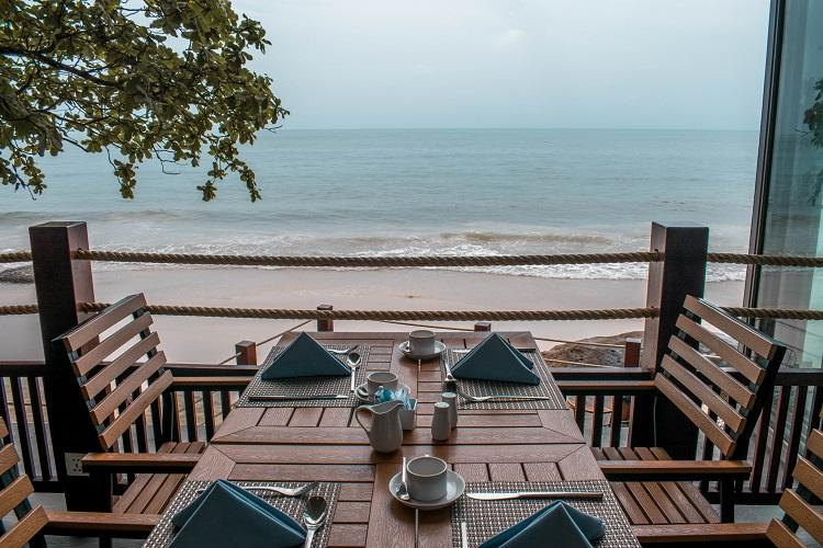 Independece Hotel Sihanoukville Sunset Restaurant