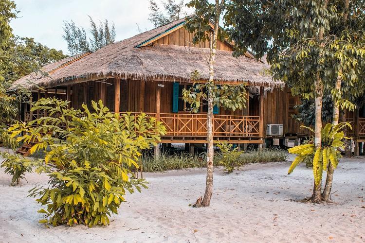 Sok San Beach Resort Koh Rong