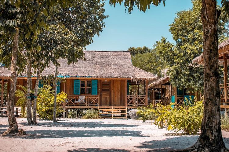 Sok San Beach Resort chalet Koh Rong