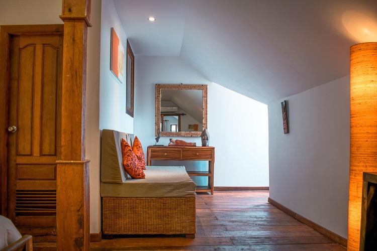 Sok San Beach Resort Deluxe Loft room in Koh Rong