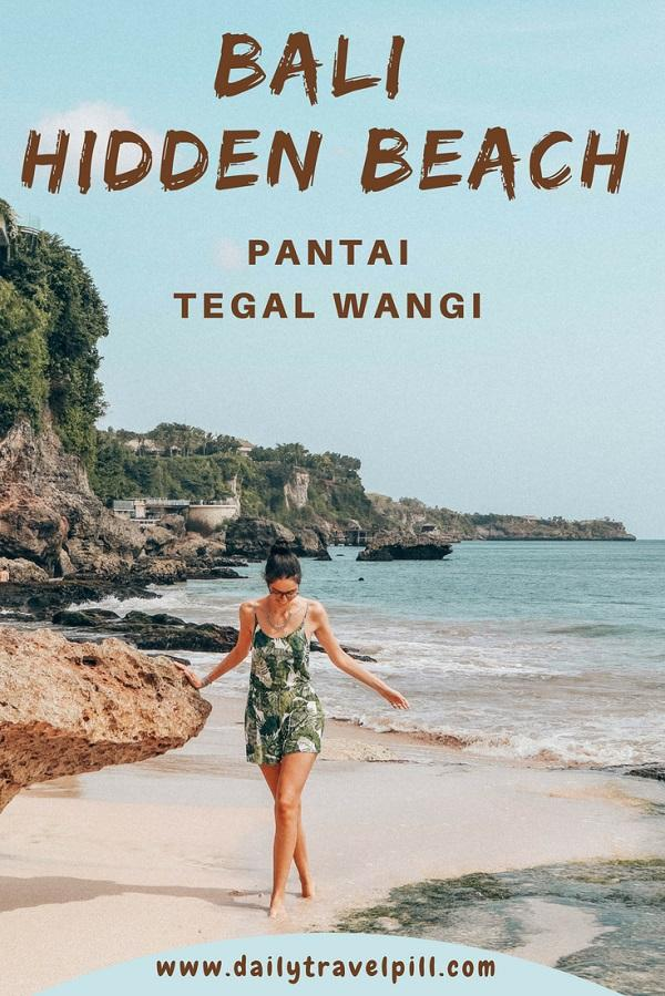 Pantai Tegal Wangi Beach Bali