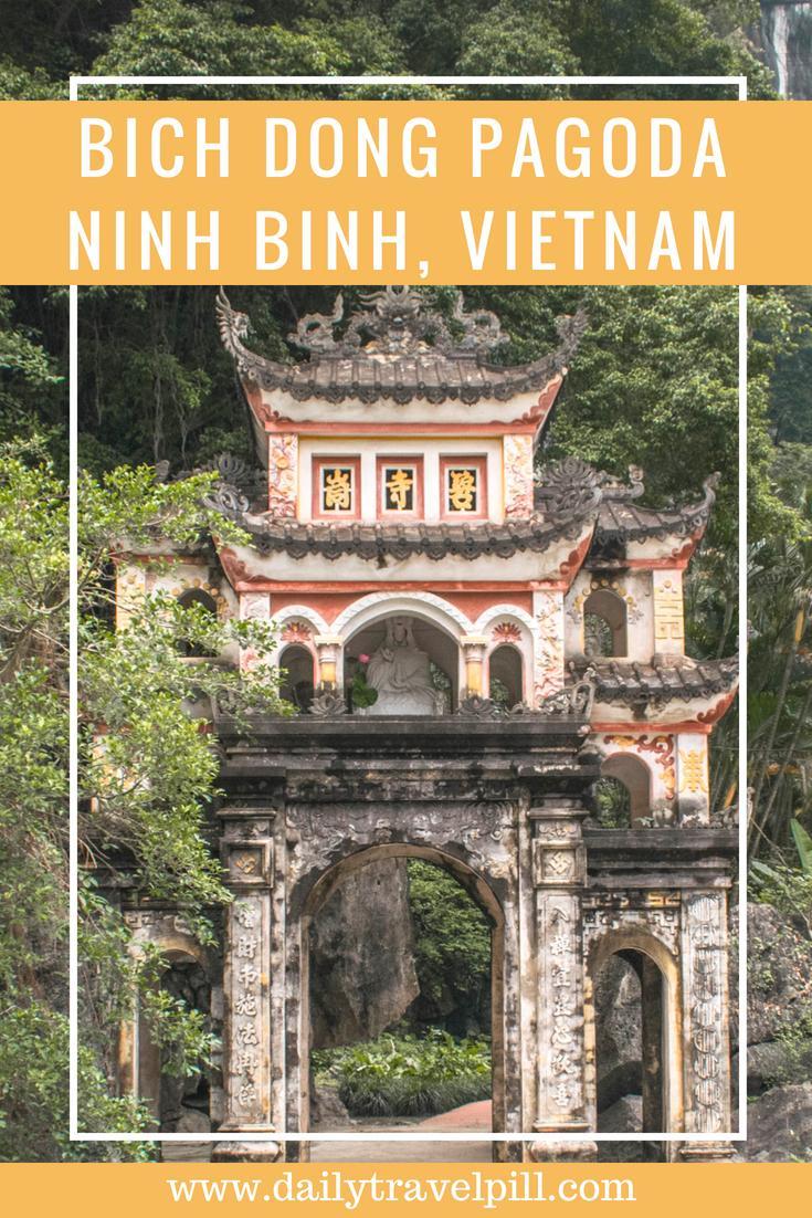 Bich Dong Pagoda Ninh Binh Province