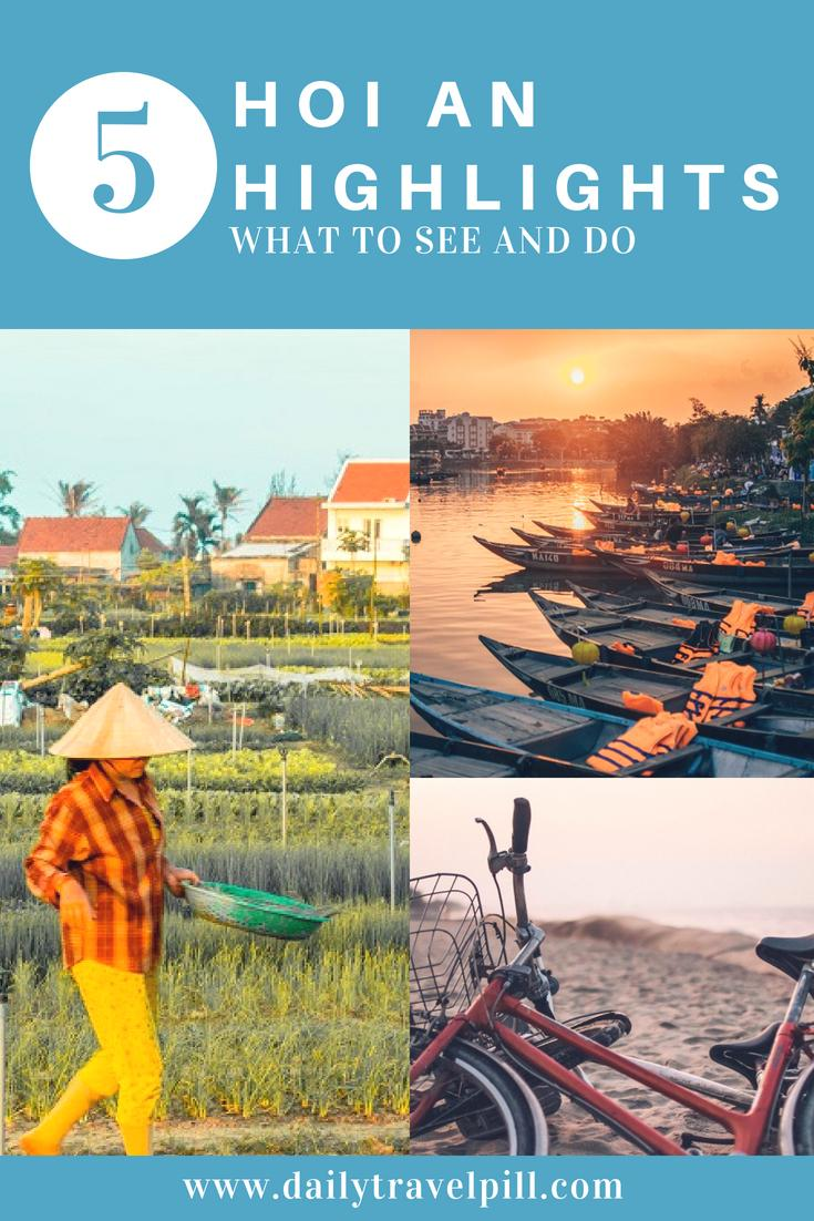 Top places to visit in Hoi An