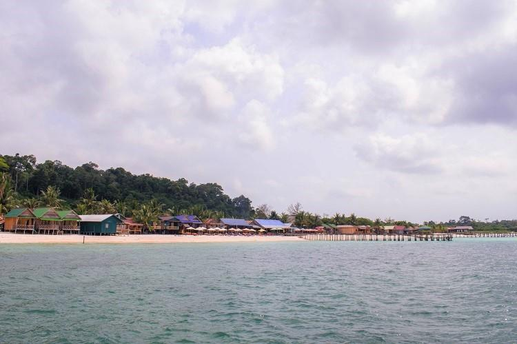 Sok San Beach Resort Koh Rong