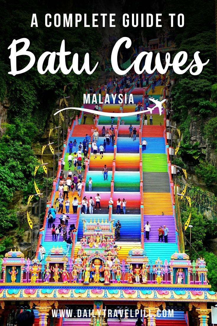 How to get to Batu Caves, Kuala Lumpur - transport options