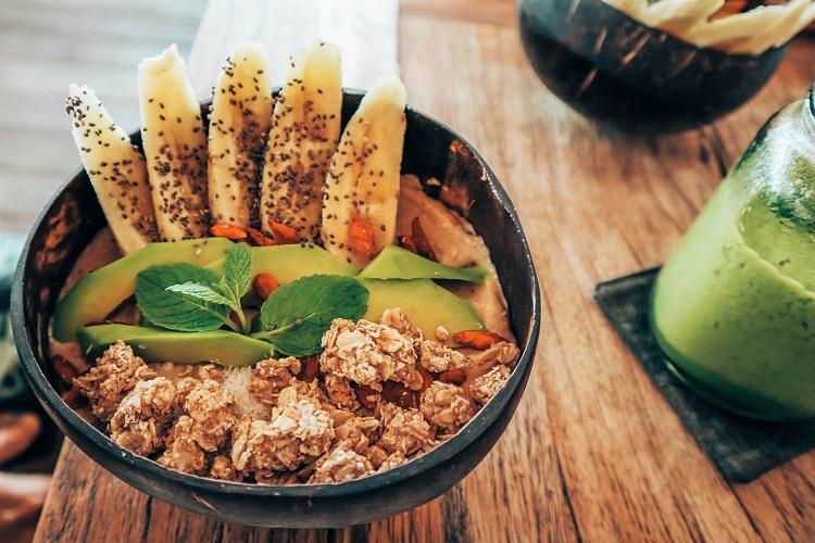 Bali Bowls smoothie fruit bowl