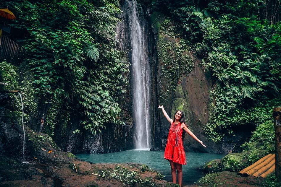 Bangkiang Djaran Waterfall Bali