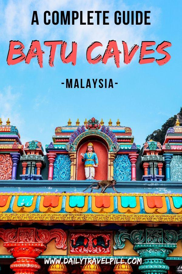 Transport to Batu Caves from Kuala Lumpur
