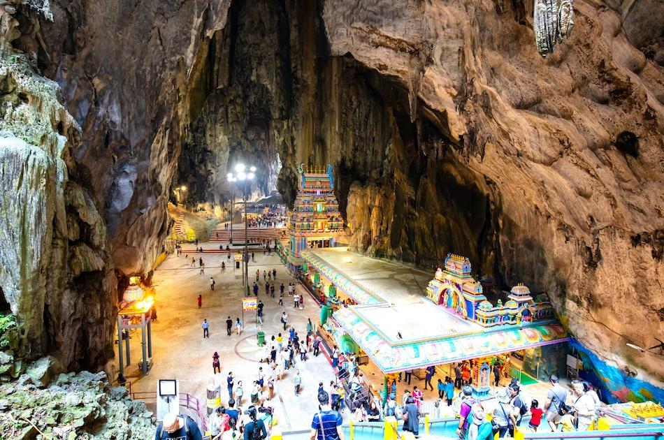 Batu Caves main caves interior