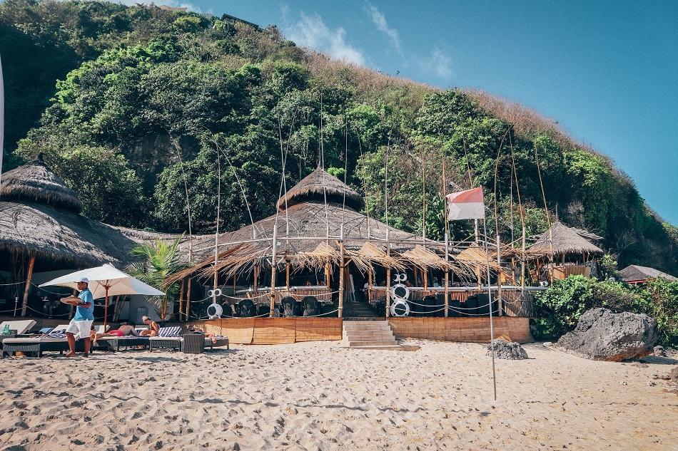 Karma Beach Club Bali