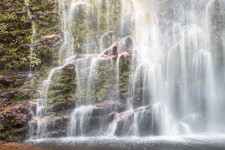 Love Waterfall Sapa closeup