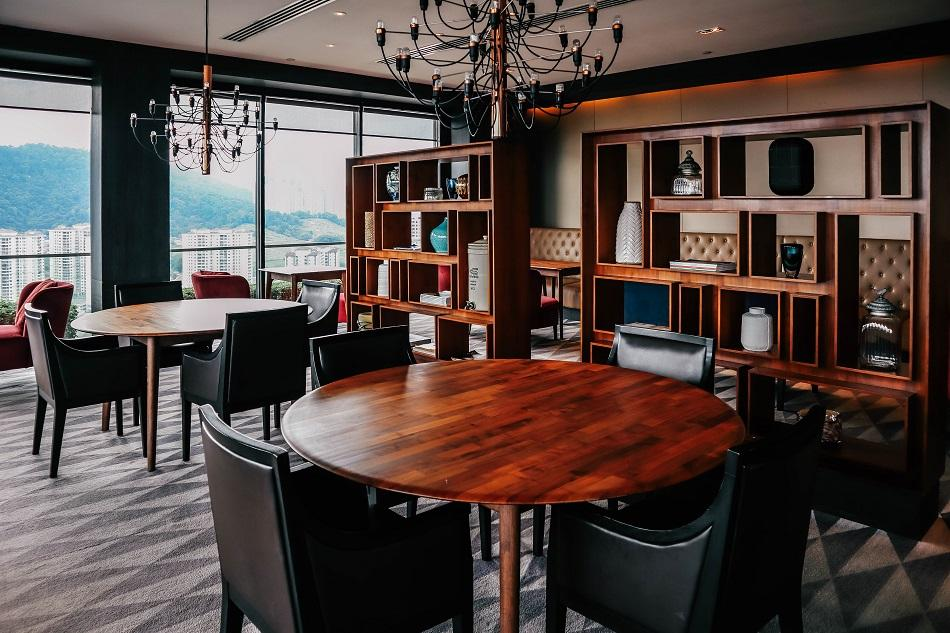 G Hotel Kelawai George Town Executive Lounge