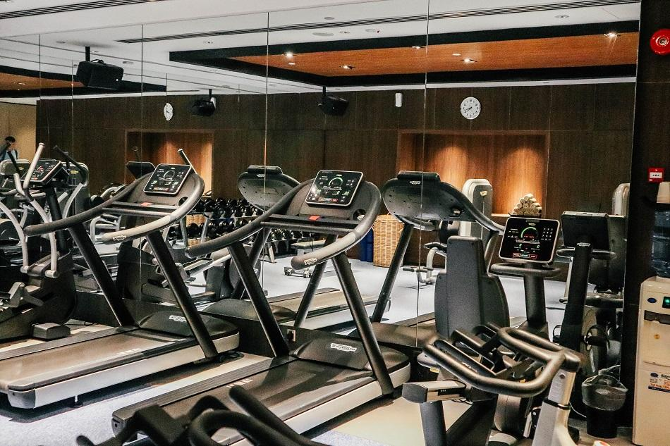G Hotel Kelawai George Town gym