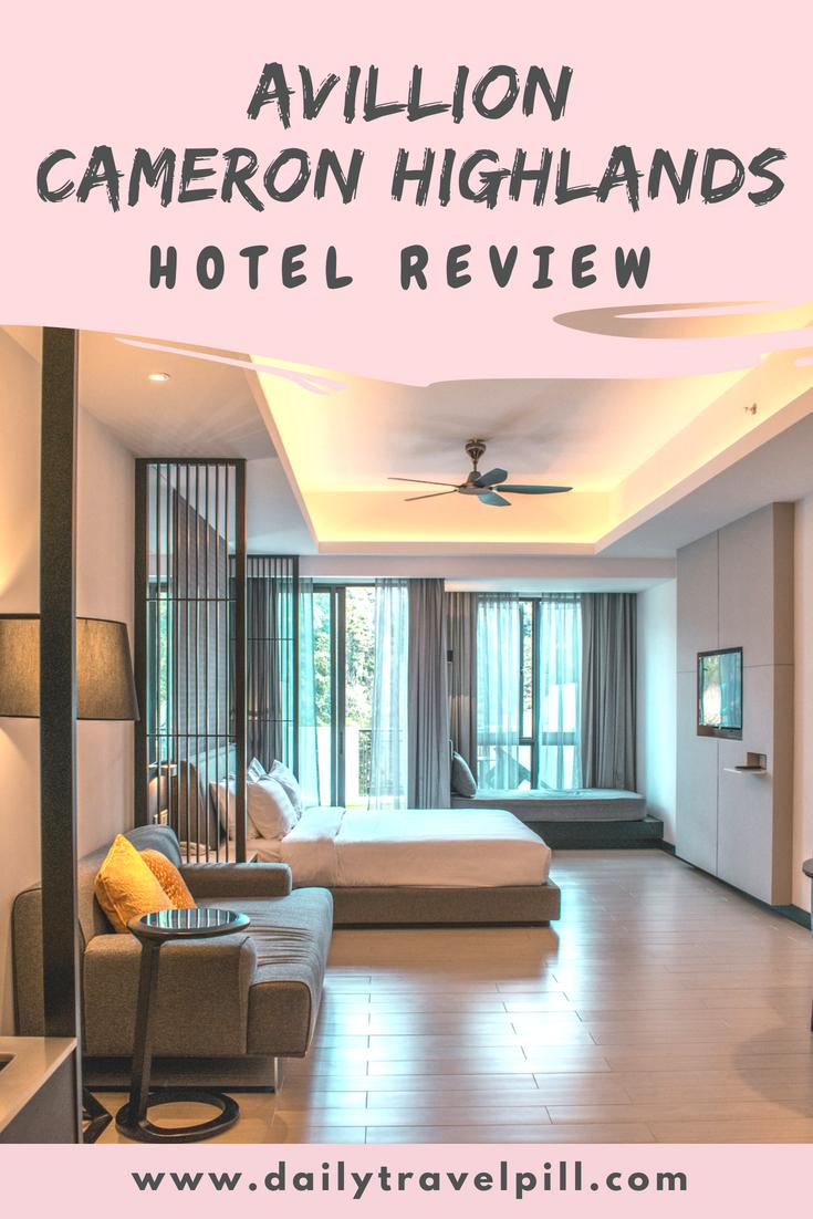 Avillion Cameron Highlands Hotel Review