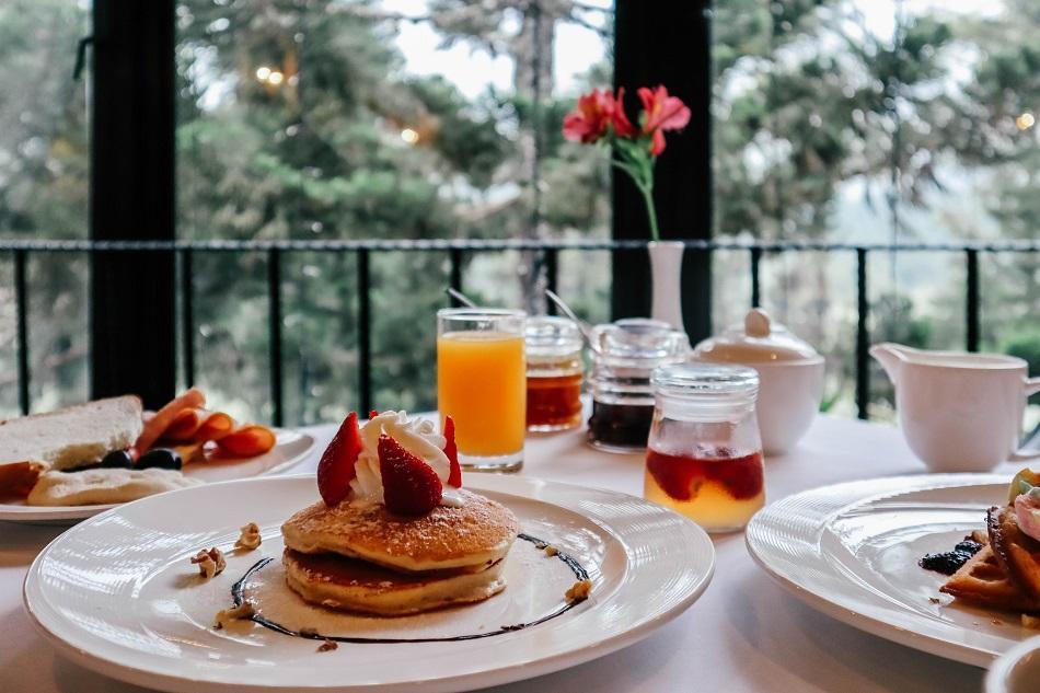 Breakfast at the Dining Room, Cameron Highlands Resort