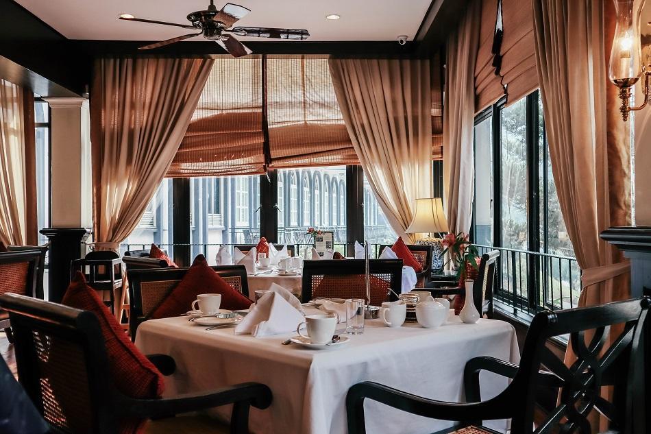 the Dining Room, Cameron Highlands Resort