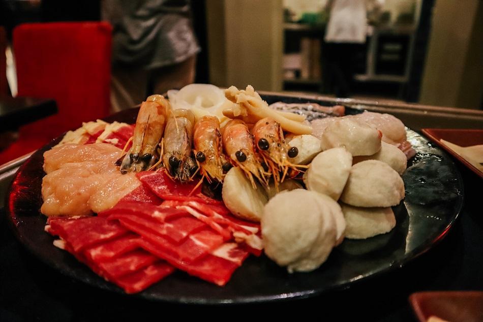 Steamboat Dinner at Gonbei, Cameron Highlands Resort