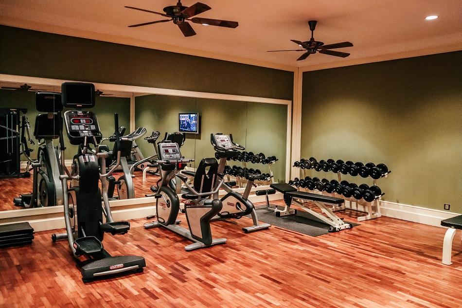 Cameron Highlands Resort gym