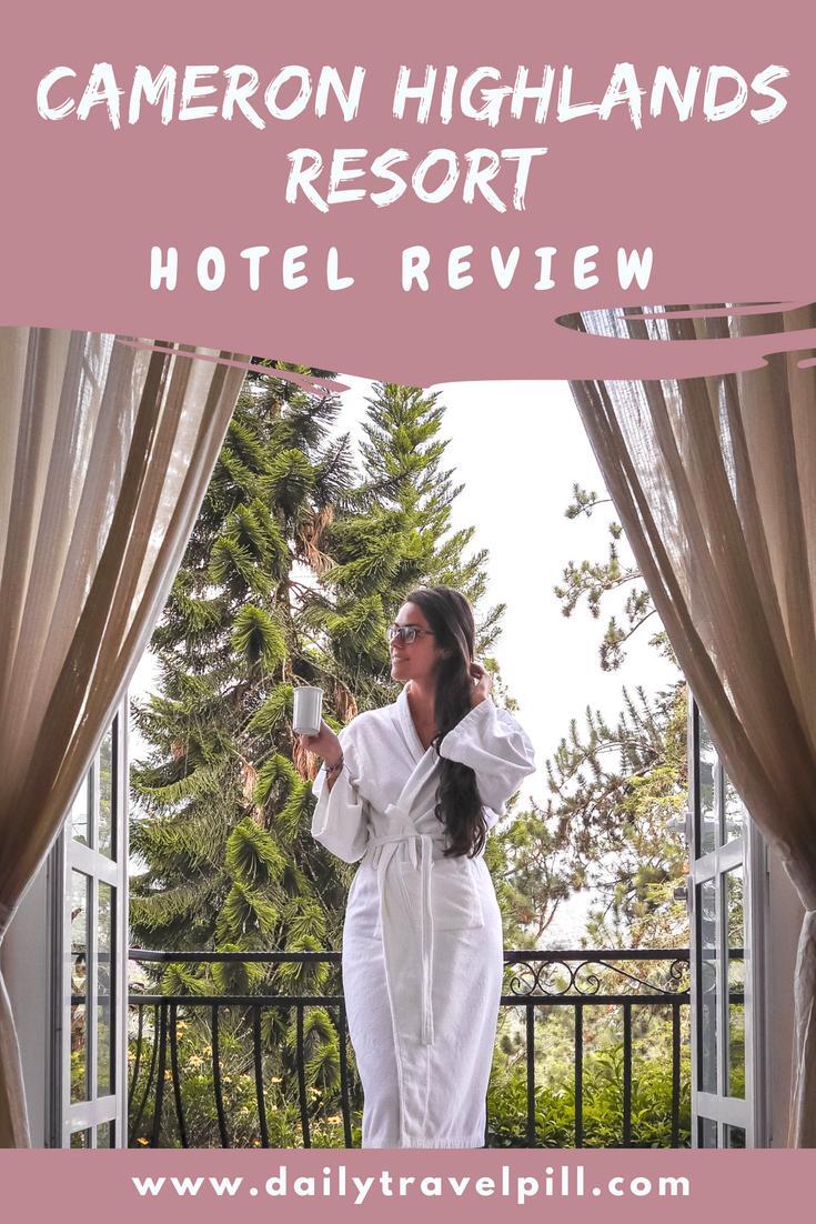 Cameron Highlands Resort Review