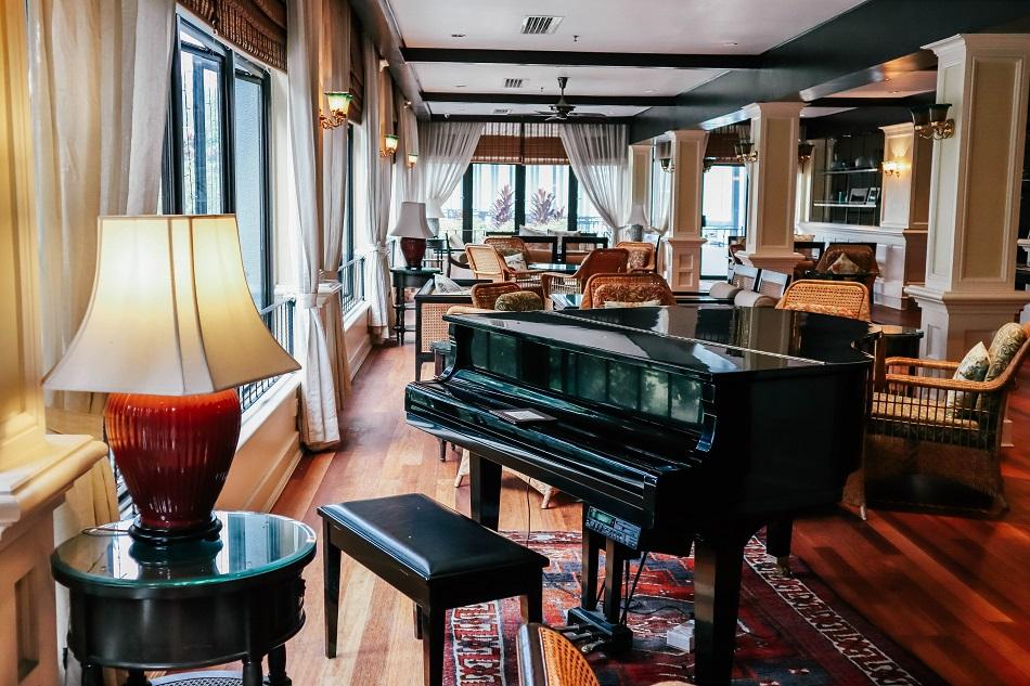 Jim Thompson Tea Room - Cameron Highlands Resort