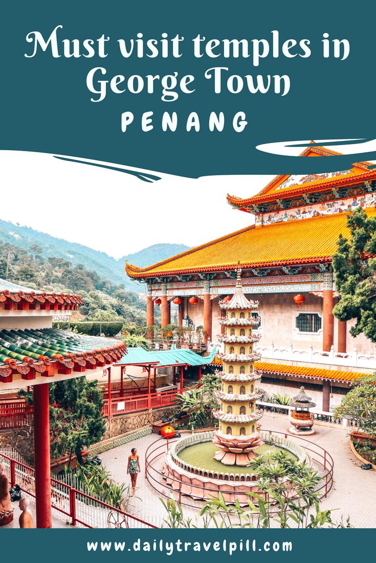 The best temples in George Town, Penang