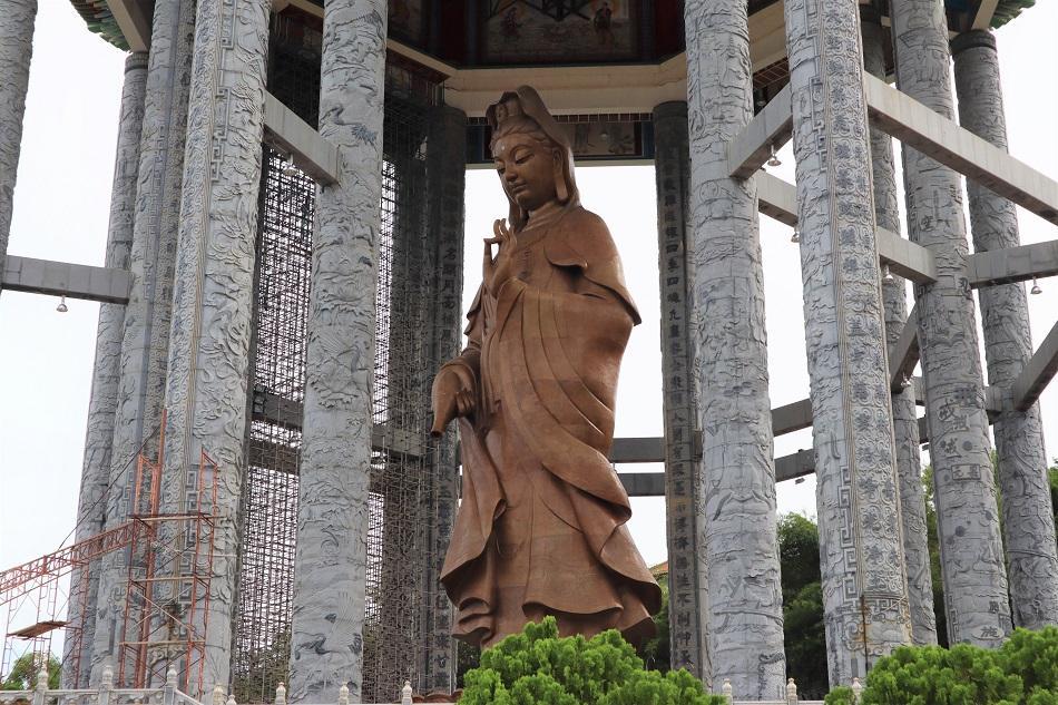 Kek Lok Si Chinese Budhhist Temple in George Town, Penang