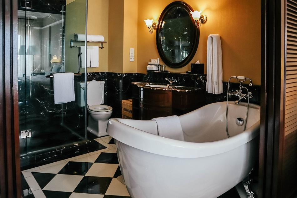The Majestic Malacca Hotel bathroom