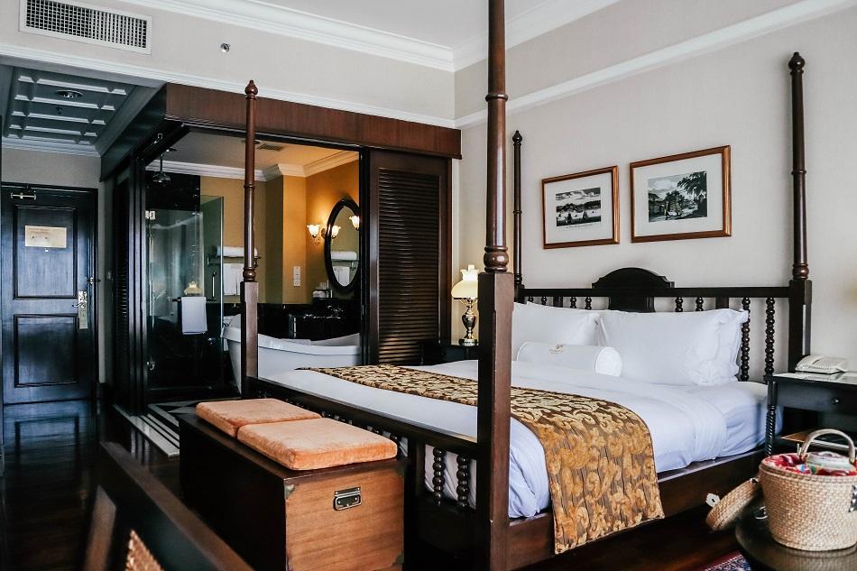 The Majestic Malacca Hotel room