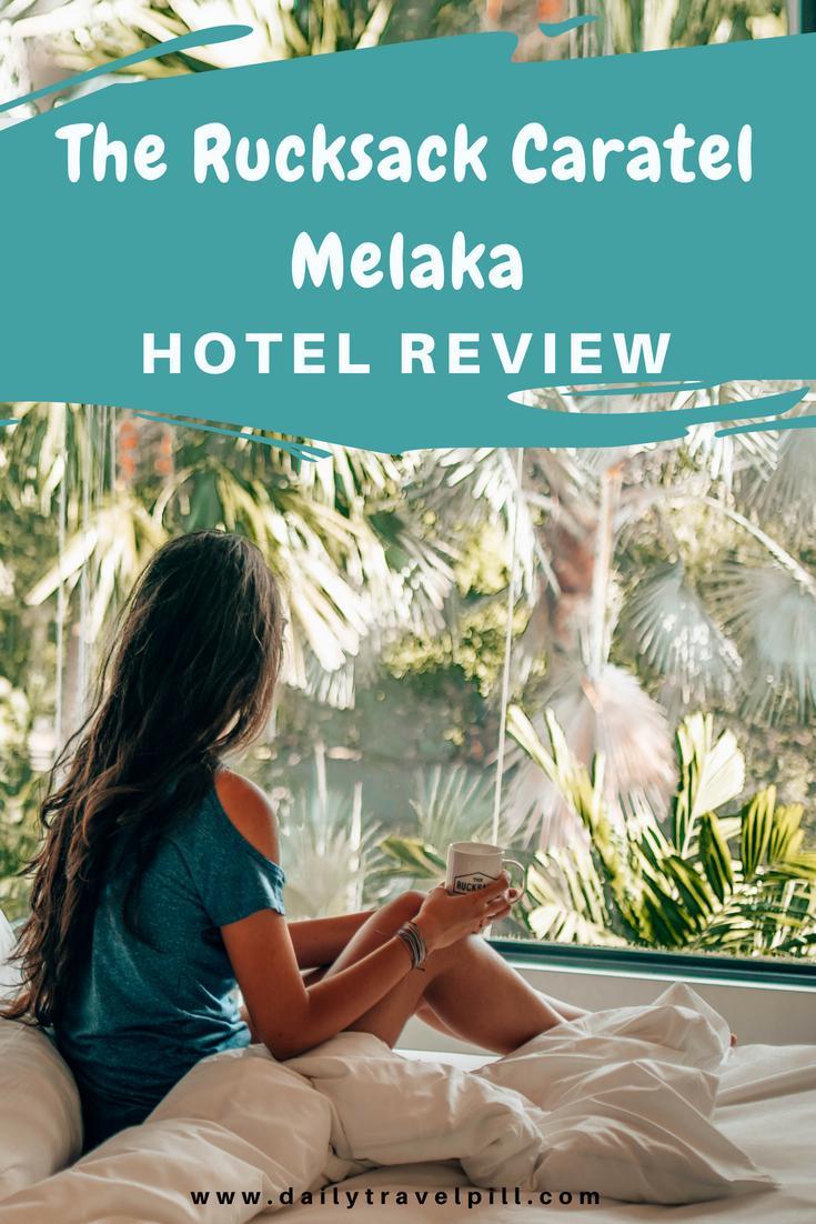 The Rucksack Caratel Garden Wing Melaka room