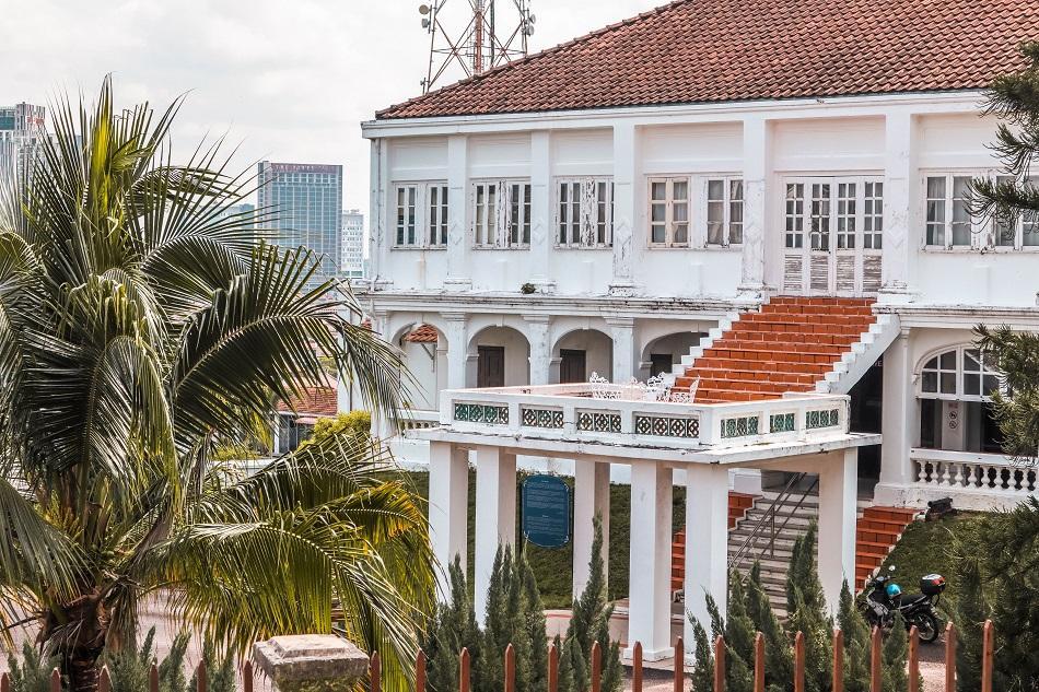 Governor's Museum Melaka Malacca