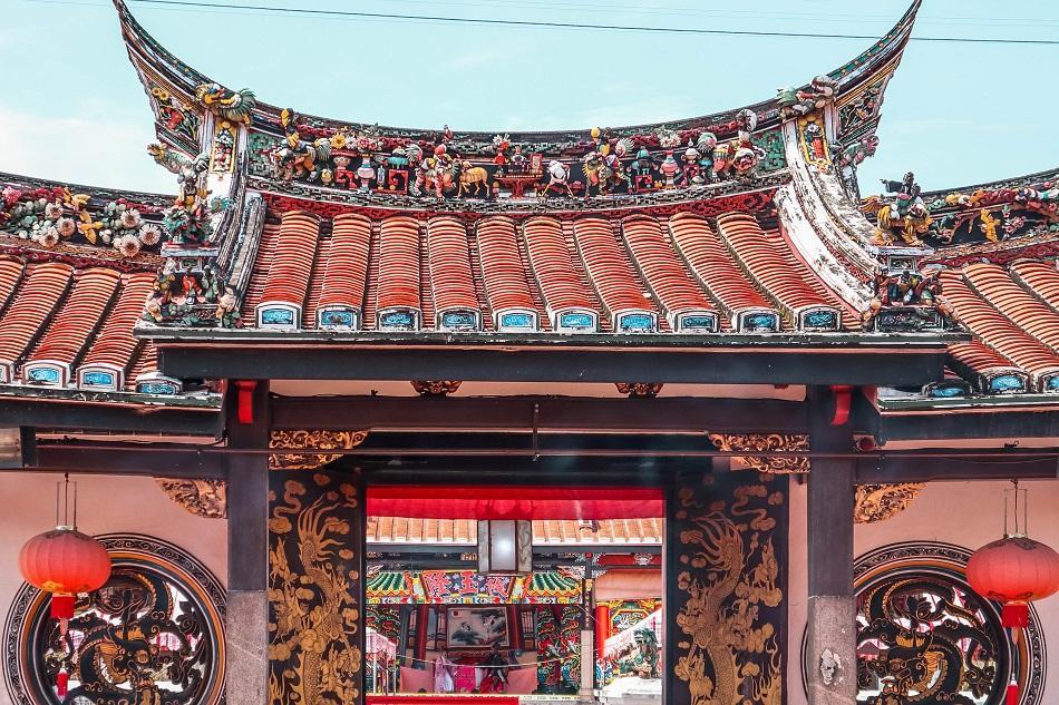 Cheng Hoon Teng Temple Melaka Malacca