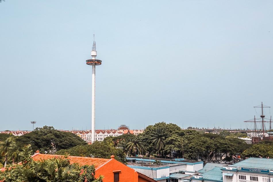 Menara Taming Sari Tower Melaka Malacca