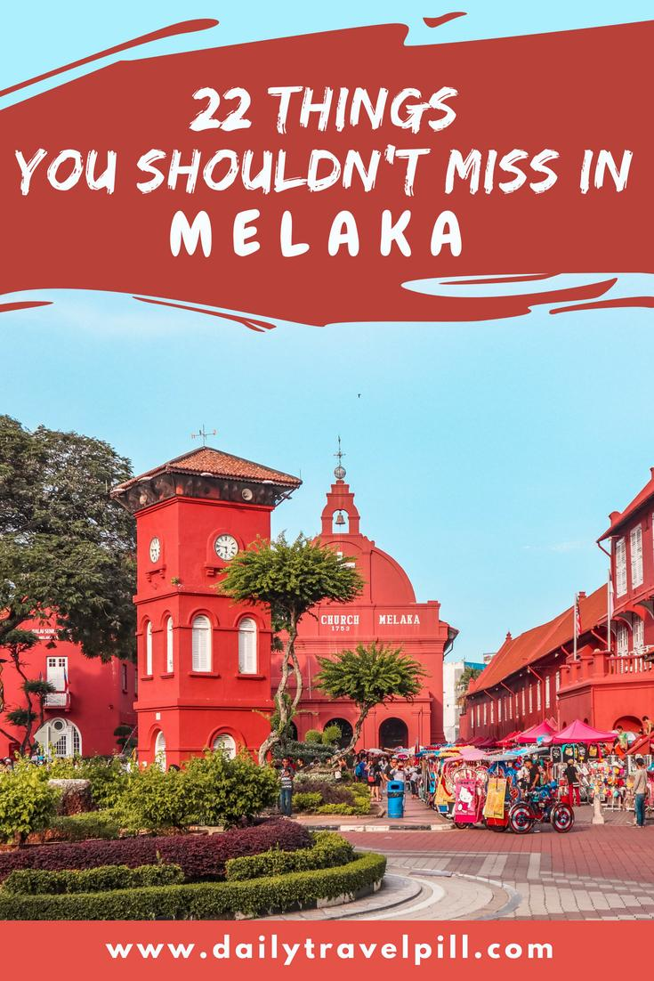 Things to see and do in Melaka-Malacca