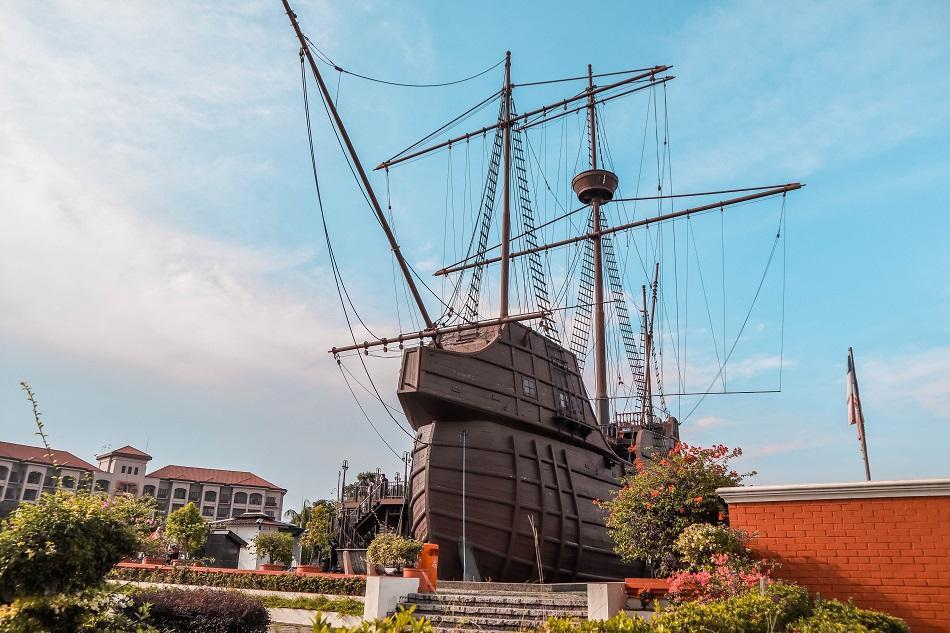 Maritime Museum Melaka Malacca - Flor de la Mar