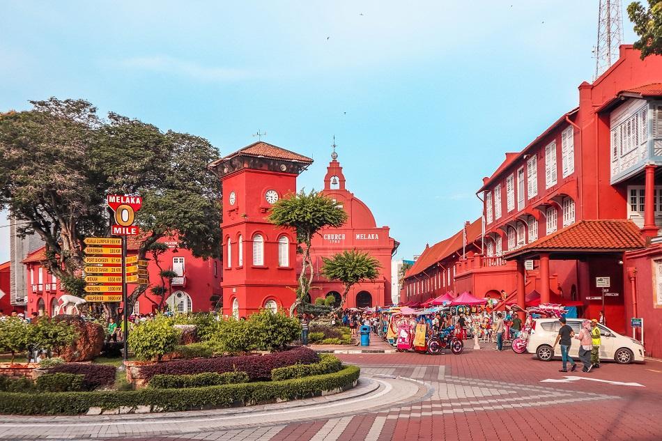 Christ Church Melaka Malacca