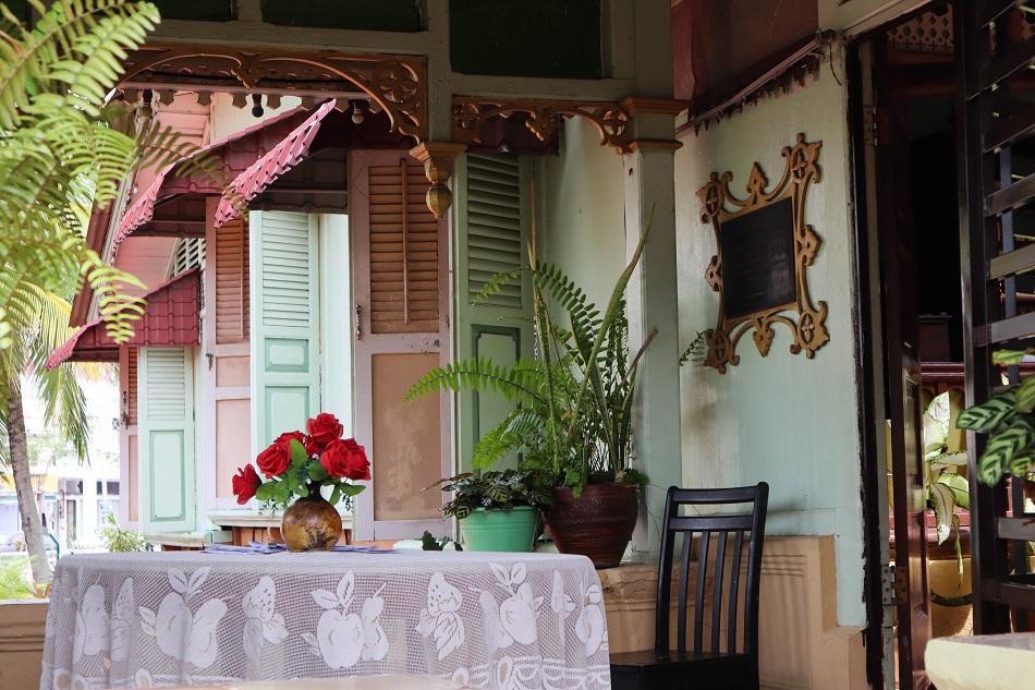 Villa Sentosa Melaka interior