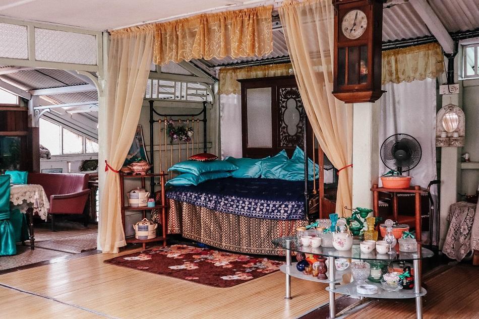 Villa Sentosa Melaka interior bedroom