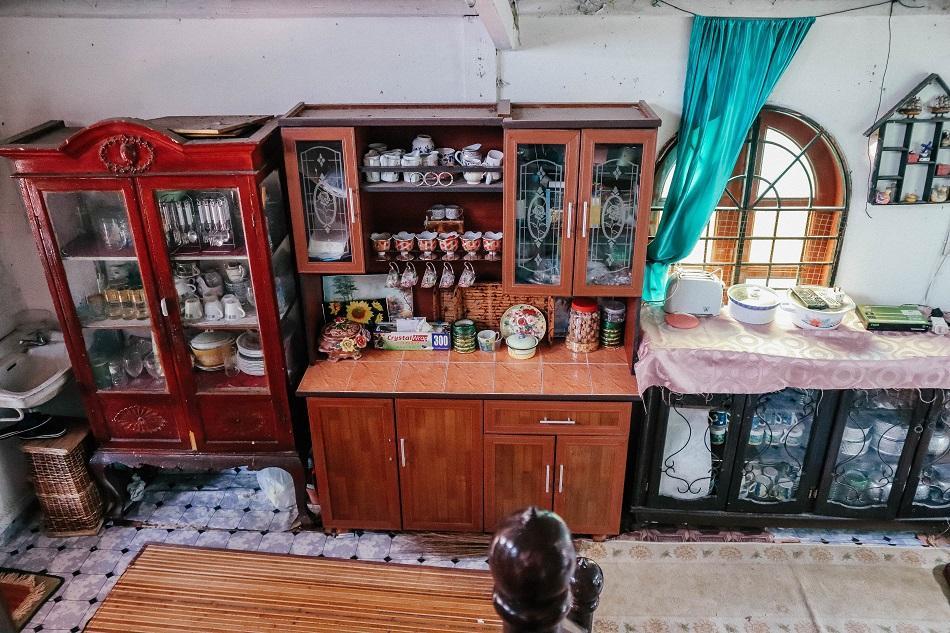 Villa Sentosa Melaka interior kitchen