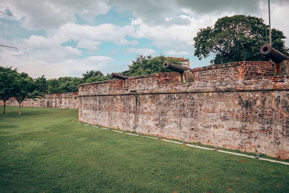 Fort Cornawallis Penang