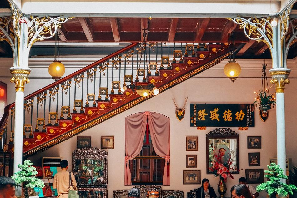 Pinang Peranakan Mansion interior design