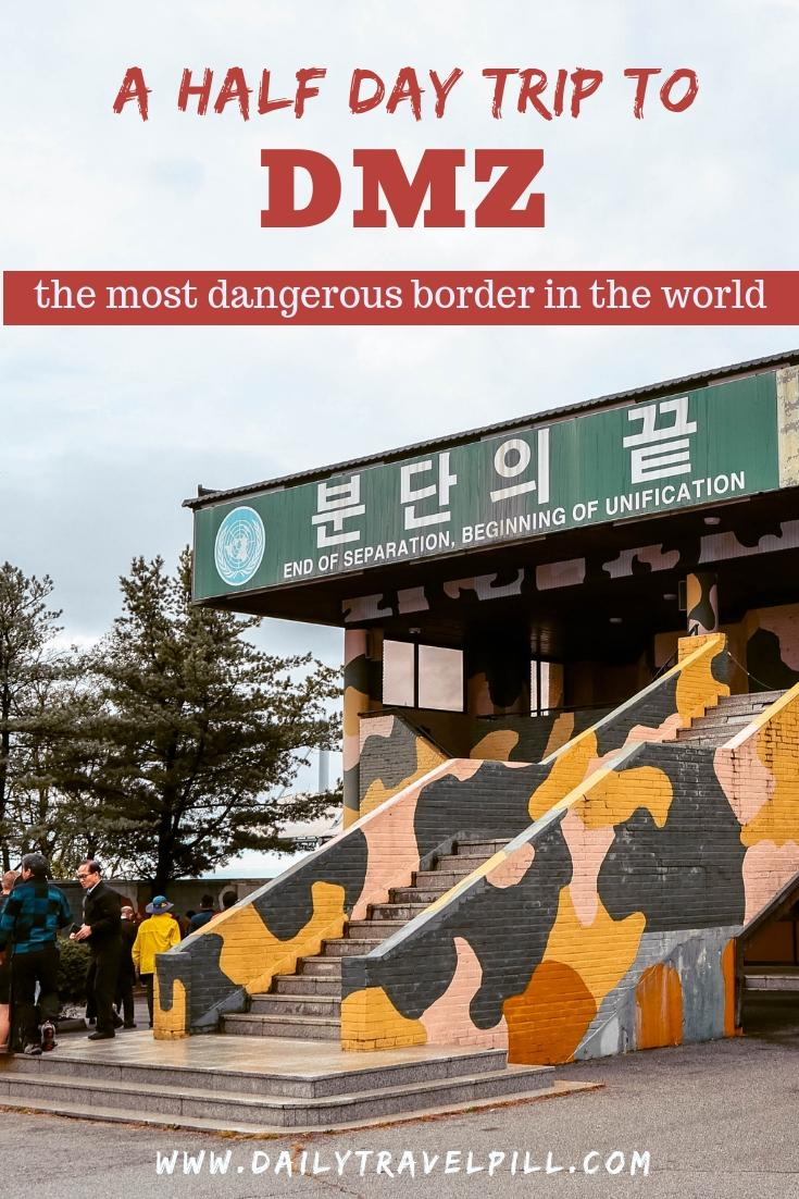 Half day trip to DMZ from Seoul review