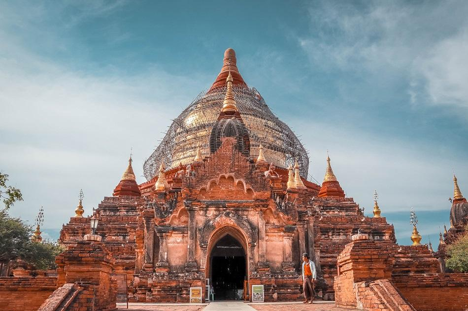 Best temples in Bagan - Dhammayazaka Temple