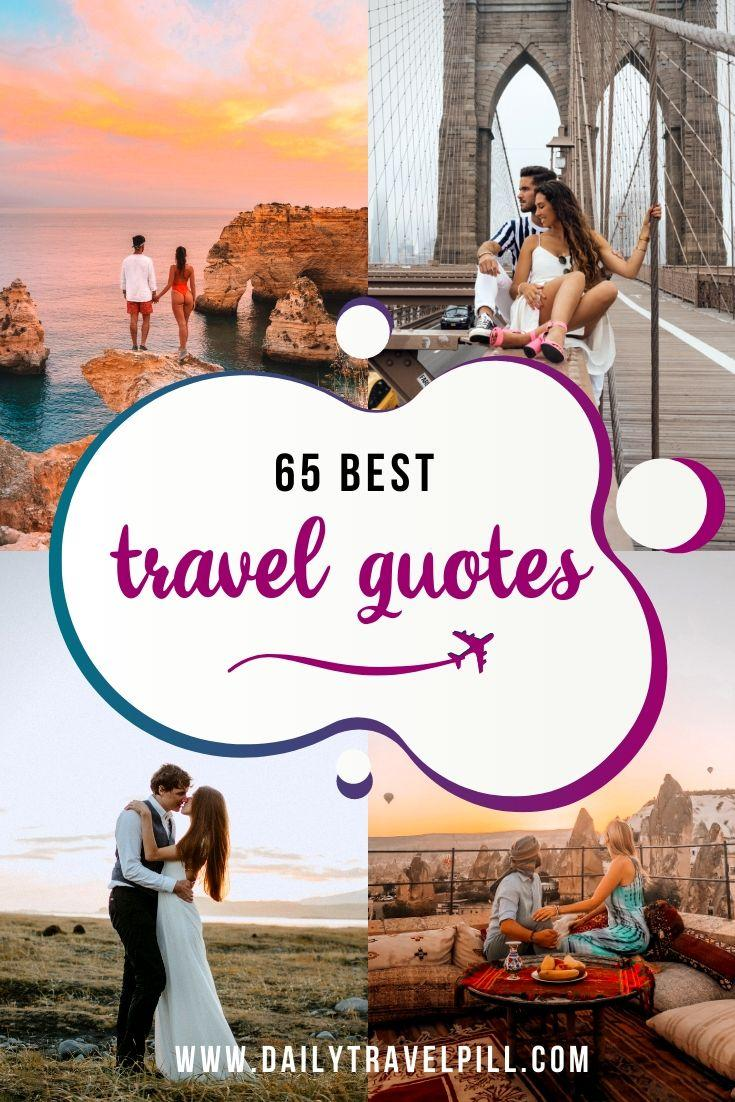 Best travel couple quotes