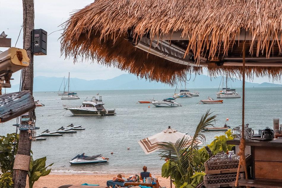 Beach Bar Koh Samui